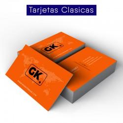 Tarjetas Clasicas